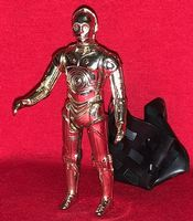 Star Wars Vintage: C-3PO Removable Limbs) - Complete Loose Action Figure